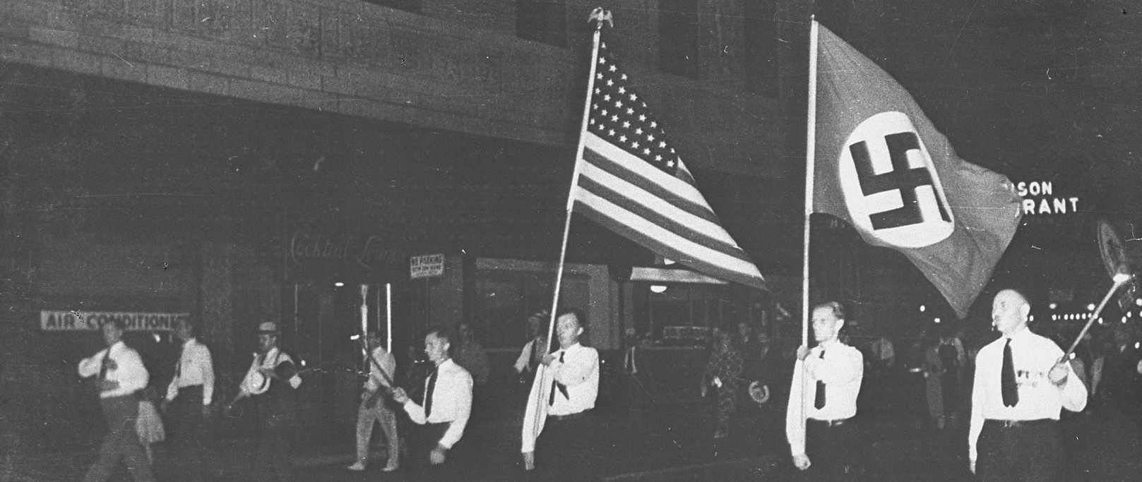 Bund Nazi Ideals and American Society