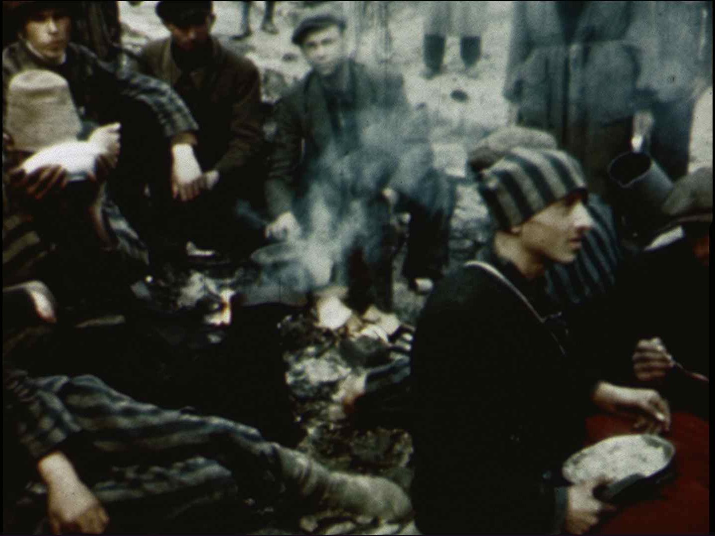 Norman Krasna: Lest we forget (Liberation footage)