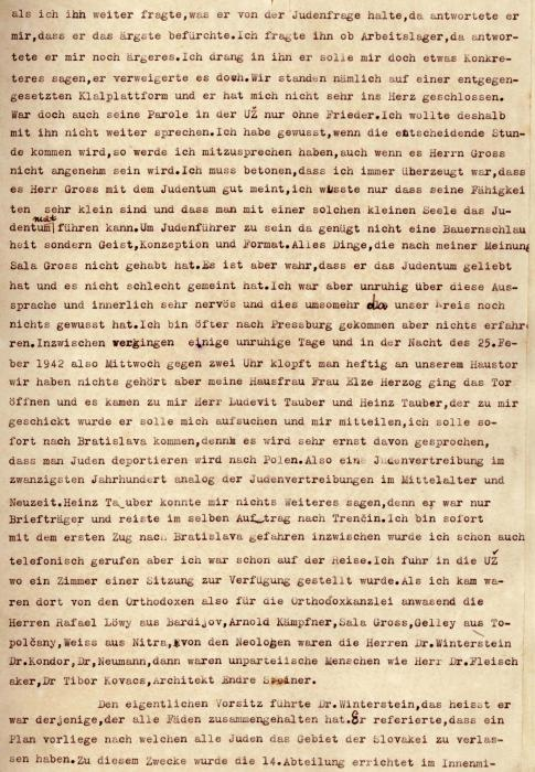 Frieder, Abraham Diary 1942