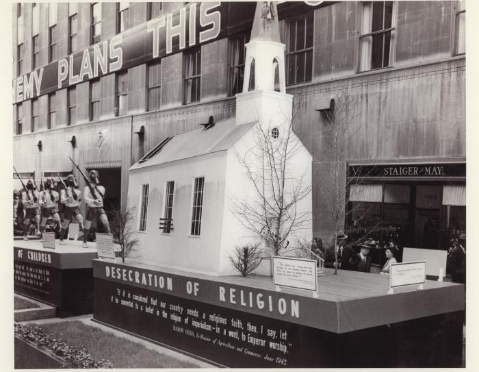 The Desecration of Religion