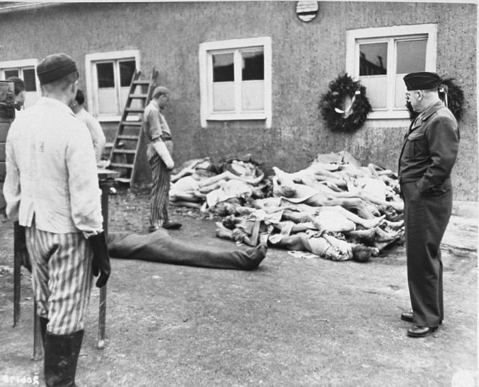 Oxnam at Buchenwald