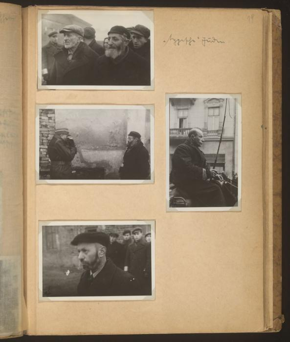 Photographs from the Warsaw Ghetto