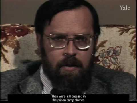 S., Menachem Fortunoff Video Archive Interview 1988