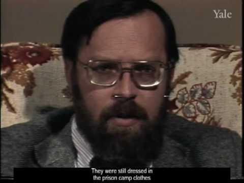 S., Menachem Fortunoff Video Archive Interview 1988