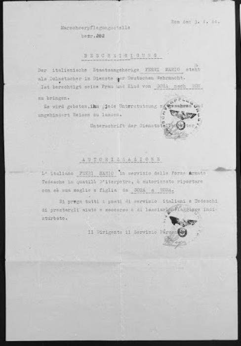 Tenenbaum False Documents