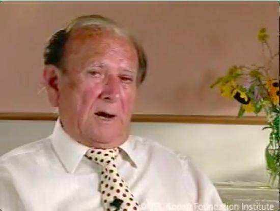 Bomba, Abraham oral history 1996