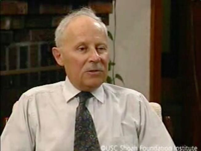 Kraus, Michal interview 1996