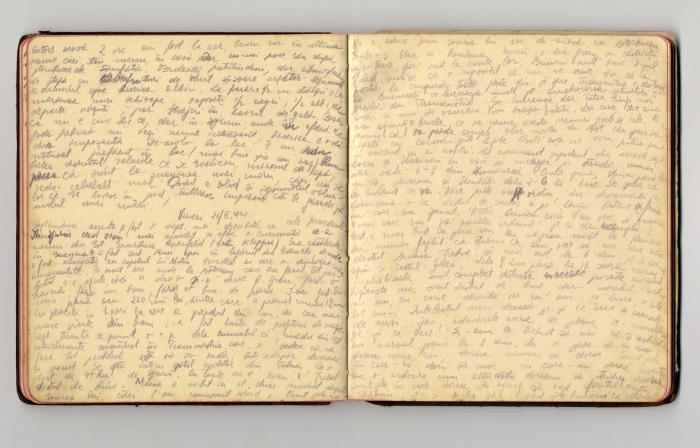 Korber, Mirjam Diary 1942